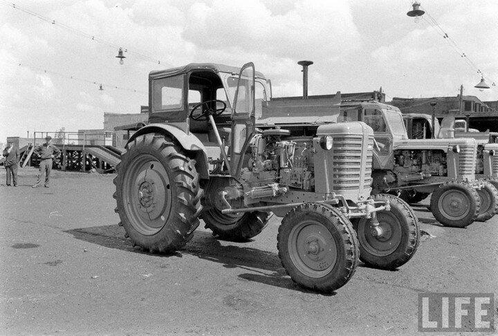 Регулировка сцепления трактора МТЗ-80 | Советские мотоциклы