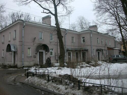 Дибуновская ул. 27к1