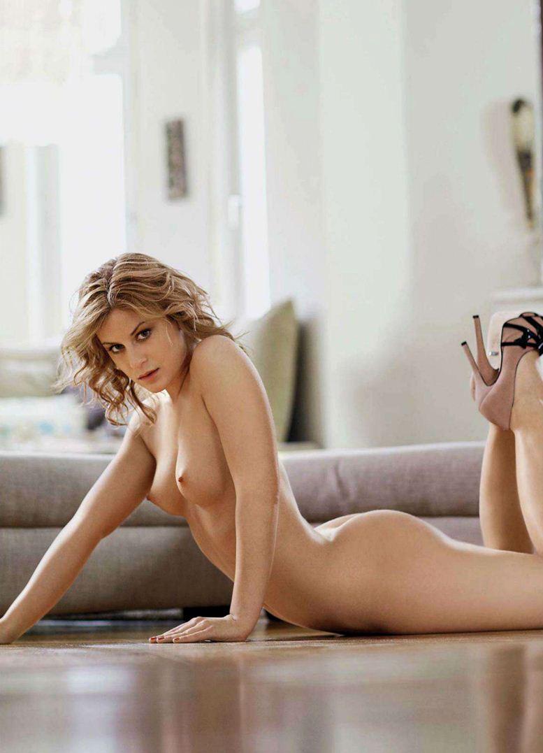 Кристин Ласт в Playboy Россия, сентябрь 2012