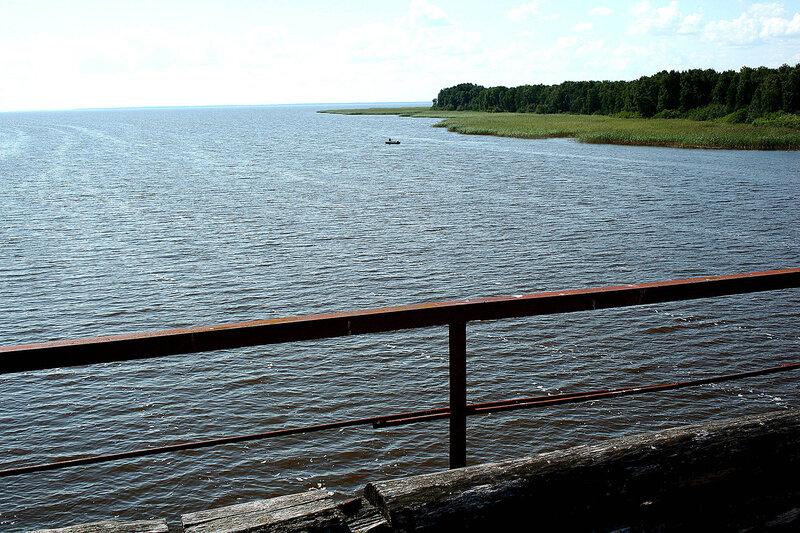 озеро Воже