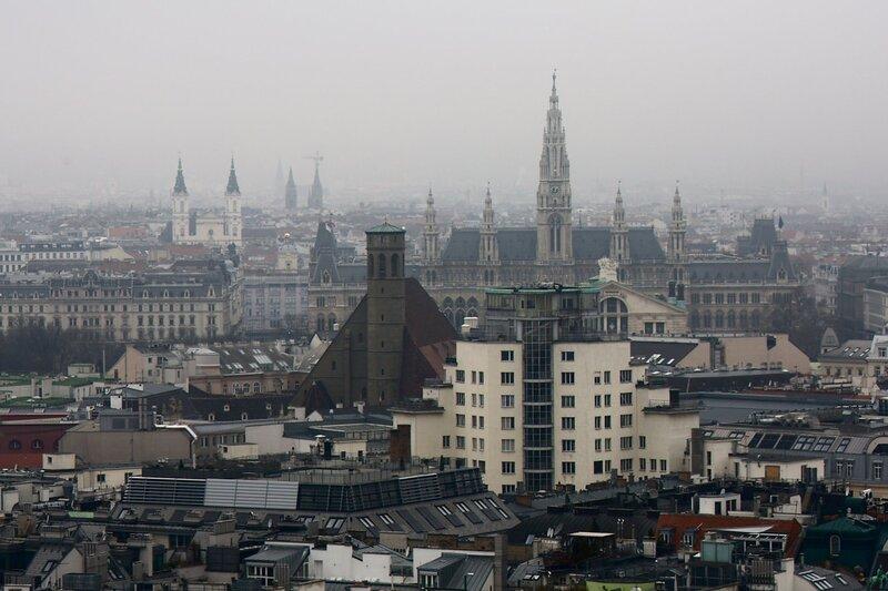 Венские крыши
