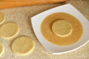 Творожное печенье (процесс)
