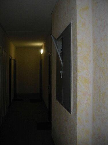 Фото 12. Другой этажный щит подтверждает наше предположение о неторопливости местного электрика.
