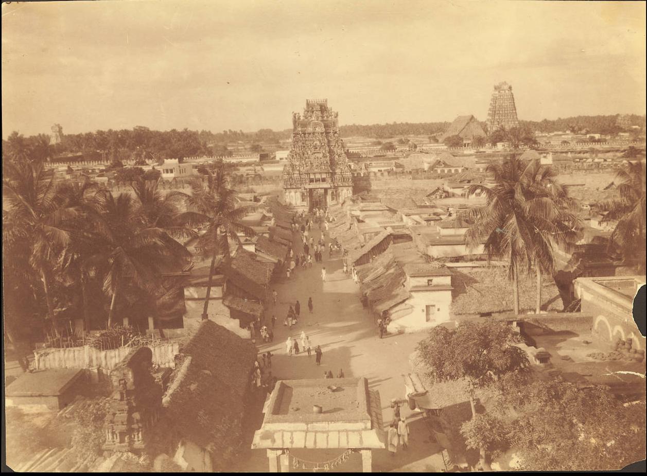 Мадура. Храм