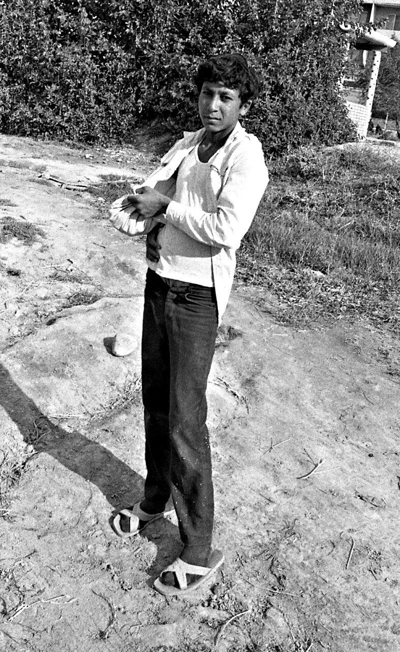 Мальчик из Самарканда