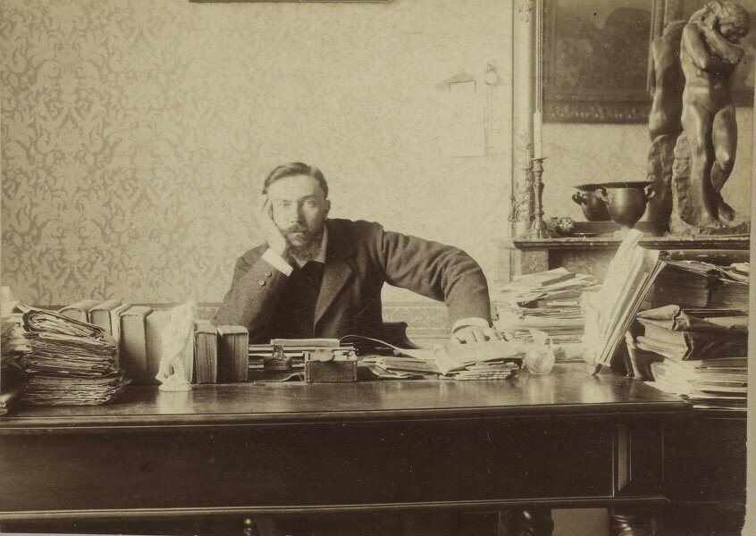 Гюстав Жеффруа (1855-1926)