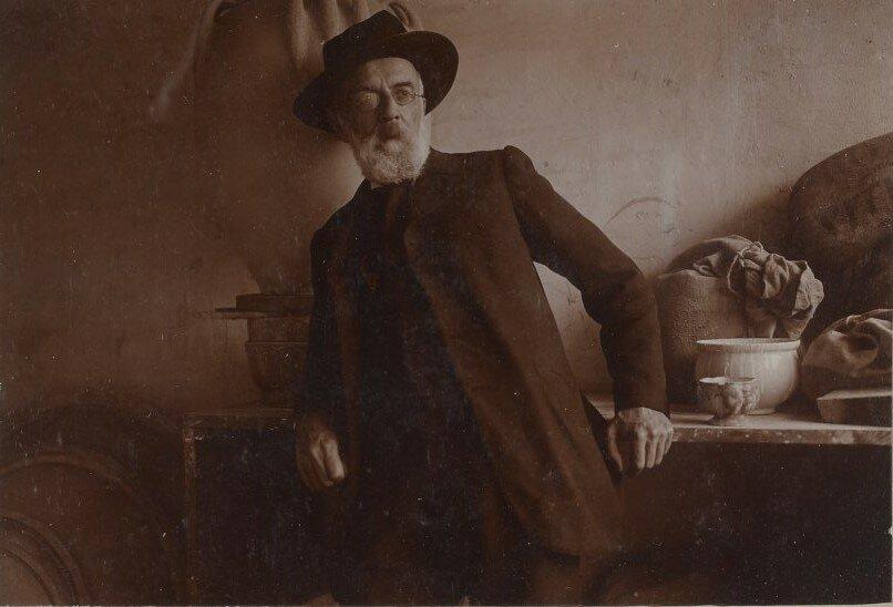 Эрнст Шапле (1835-1909)