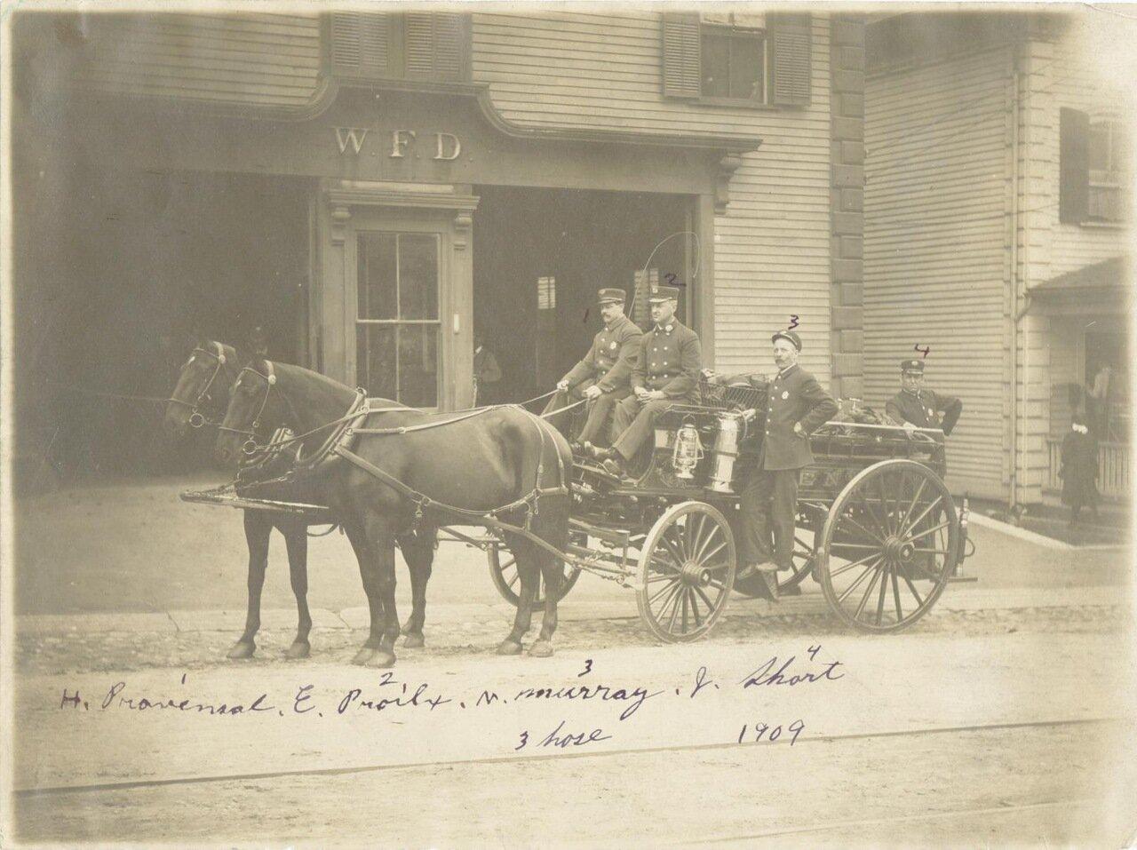 1909 Пожарный пункт №3