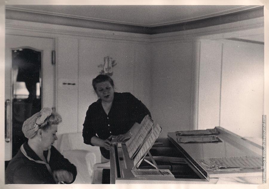 Не искушай без нужды Поет Анна Семеновна 1965 год