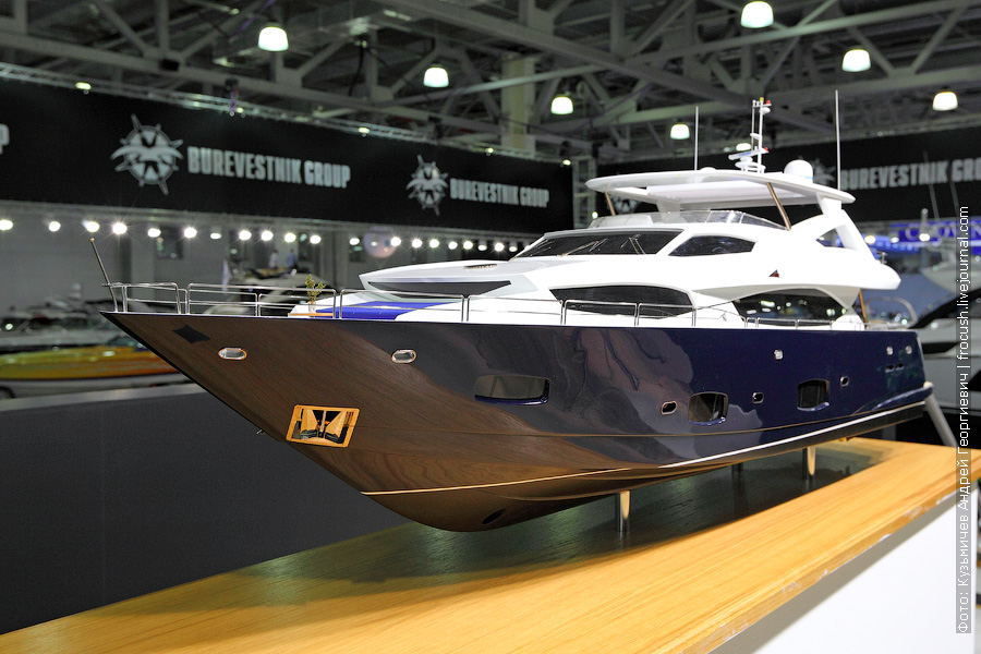 яхта Sunseeker 30 metre yacht