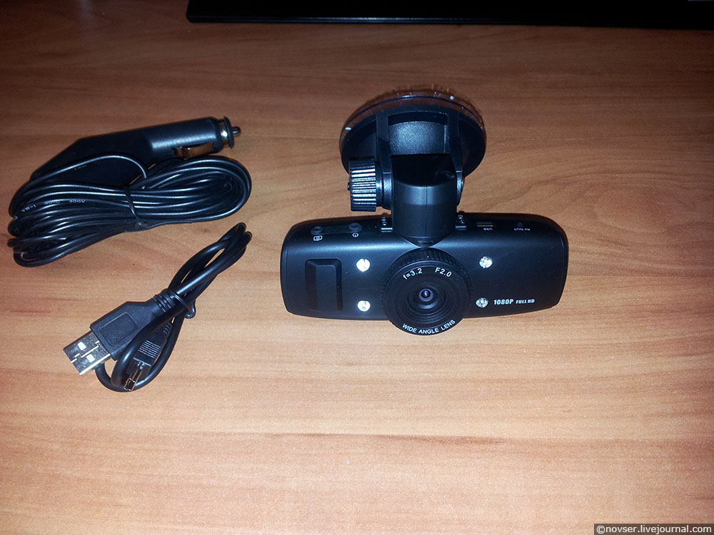 Видеорегистратор DVR G1000