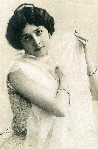 эпоха красавиц Belle Epoque фотомастерская Рютланже