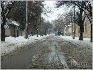 Бельцкие дороги — во всём погода виновата?
