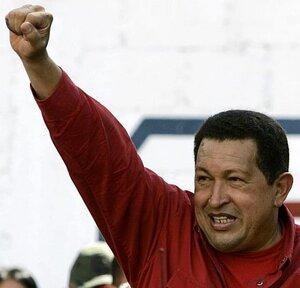 Смерть Уго Чавеса — церемония прощания с лидером