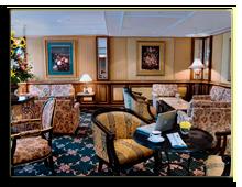 Малайзия. Куала-Лумпур. Renaissance Hotel. Club Lounge