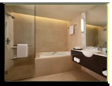 Малайзия. The Westin Kuala Lumpur. Guestroom Bathroom