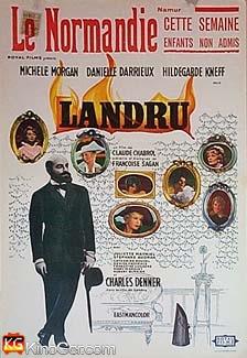 Landru - Der Frauenmörder von Paris (1963)