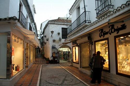 Очаровательный кусочек туристической Испании