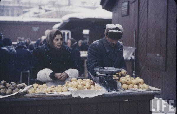 Один морозный день из жизни советской столицы 59-го