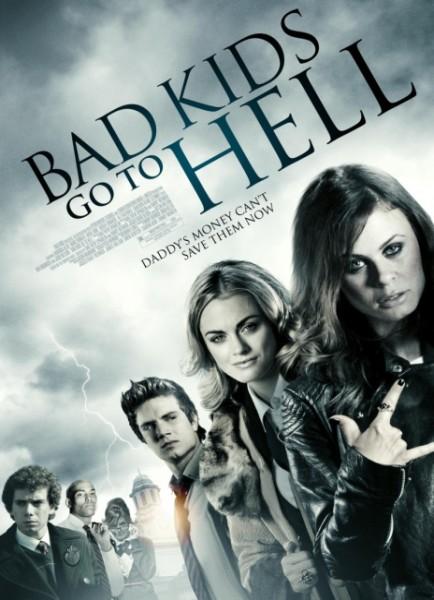 ������ ���� ������������ � �� / Bad Kids Go to Hell (2012) WEBDL 720p + WEB-DLRip