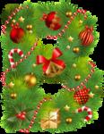Новогодний,русский алфавит  0_7e8d3_1d8b76e3_S