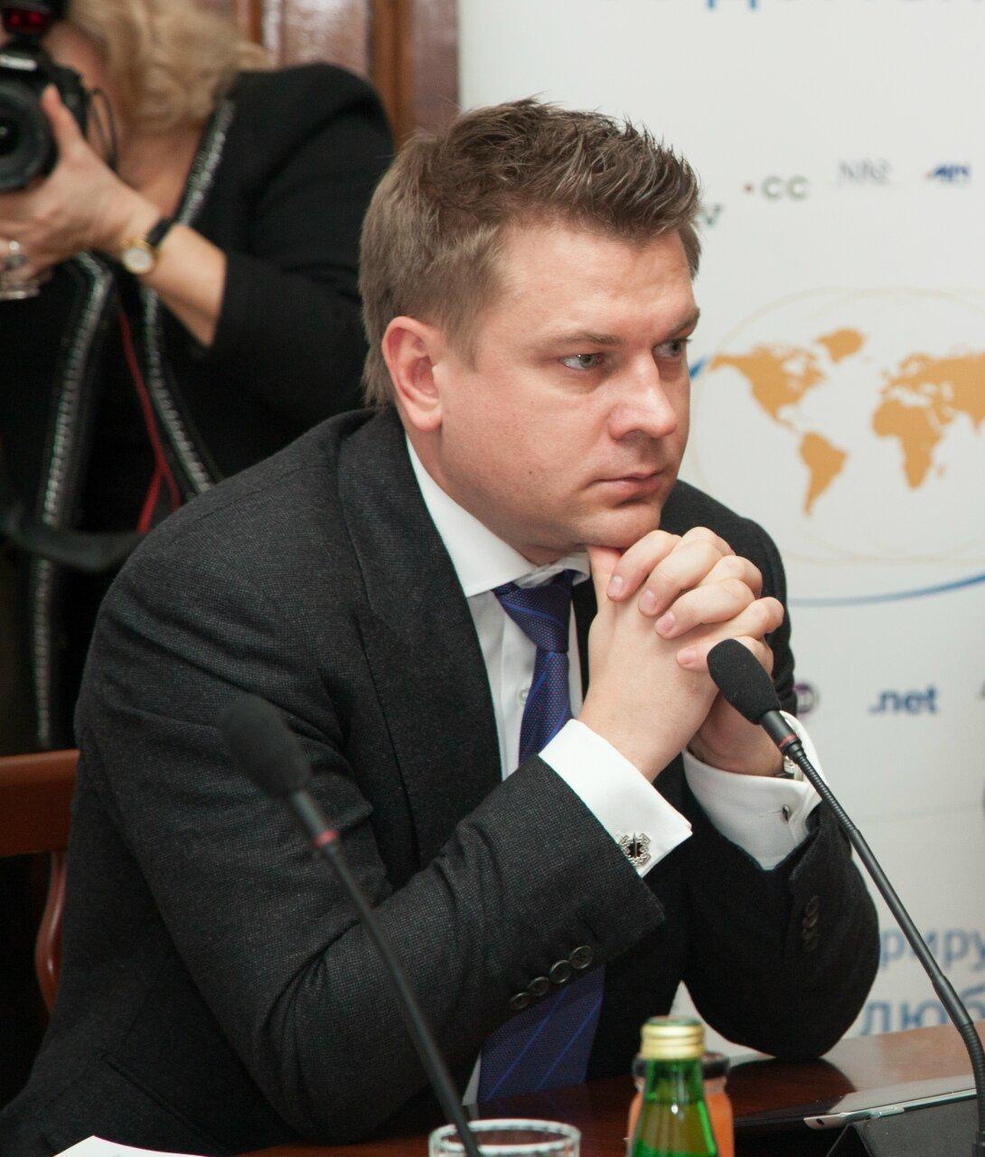 Алексей Сергеевич НАЩЕКИН – вице-президент по инновациям ОАО «Ростелеком»