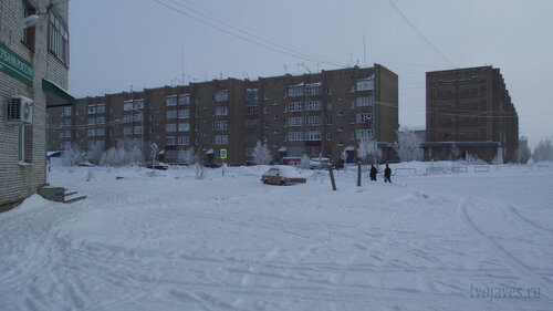 Фото города Инта №3537  Мира 69 и Морозова 14 10.02.2013_12:15
