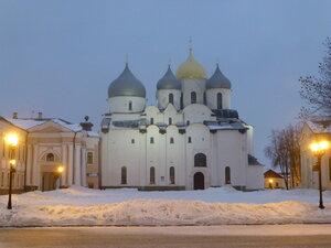 храм Святой Софии, или Софийский собор