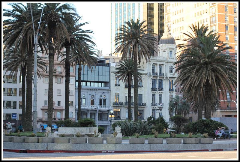 город Монтевидео, государство Уругвай