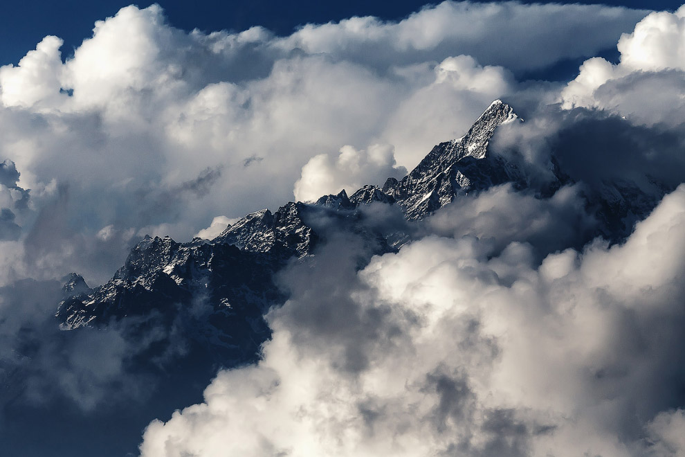 10. Кто-то идет в горы…а мы идем в небо.
