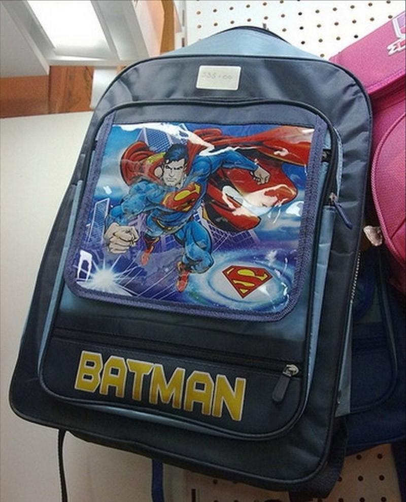 21. Так Бэтмен и обидеться может.