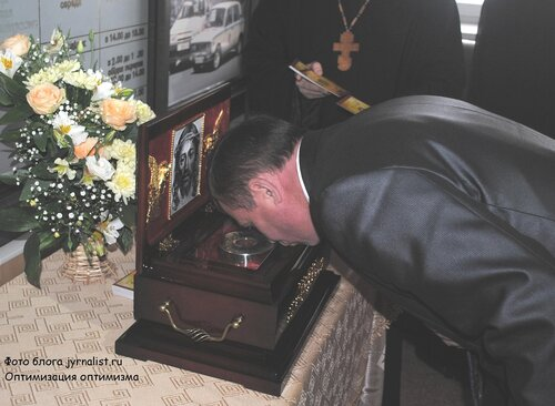 шип от тернового венца Христа Спасителя из собора Парижской Богоматери