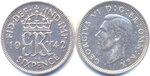Англия, Великобритания, 6 пенсов, 1942 год