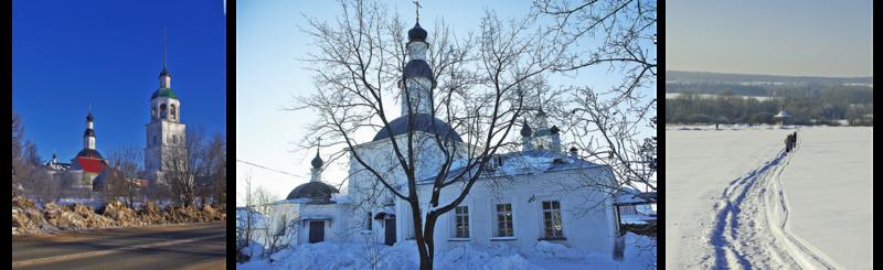 Свято-Успенский Колоцкий монастырь