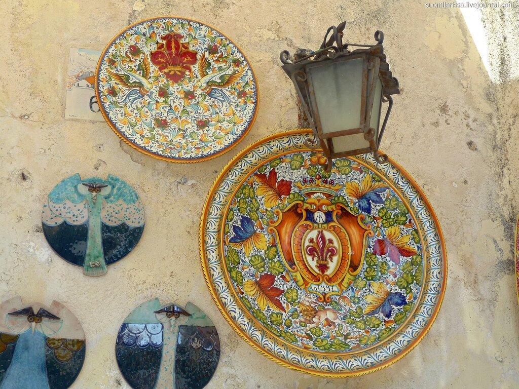 Керамика Южной Италии.