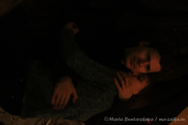 Умка  (Анна Герасимова) в Gordon Blaze, Саратов, 13 декабря 2012 года