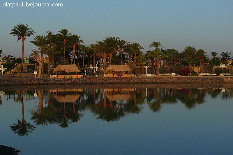 летний отдых в Египте