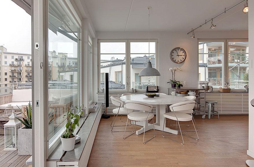 Квартира в Стокгольме за 23000 рублей в месяц