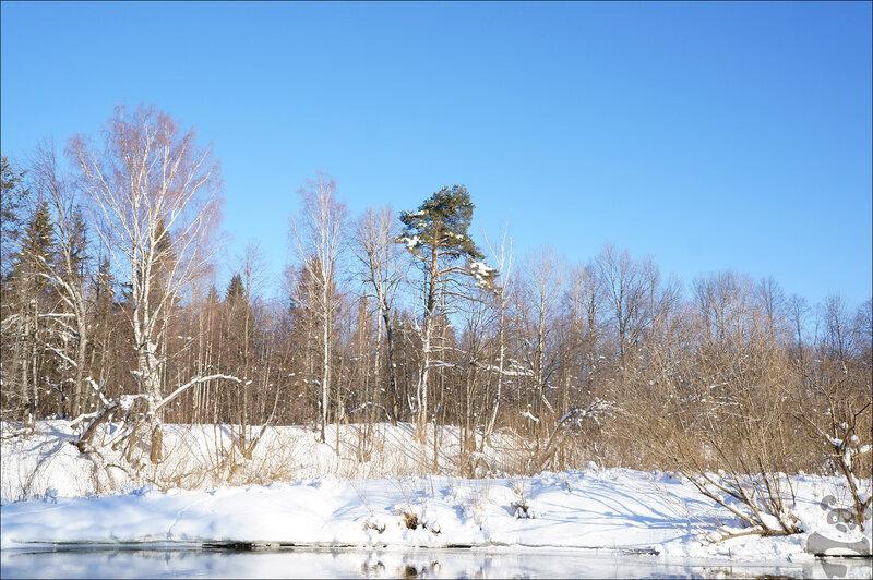 Изображение 1 : Кабы не было зимы в городах и селах...