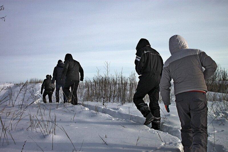 экспедиционеры