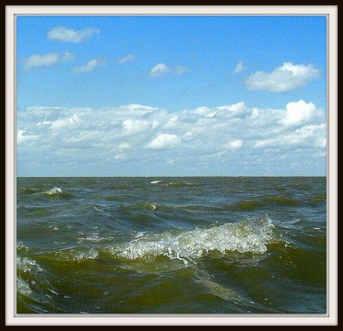 Лето 2011, Азовское море, Кубань