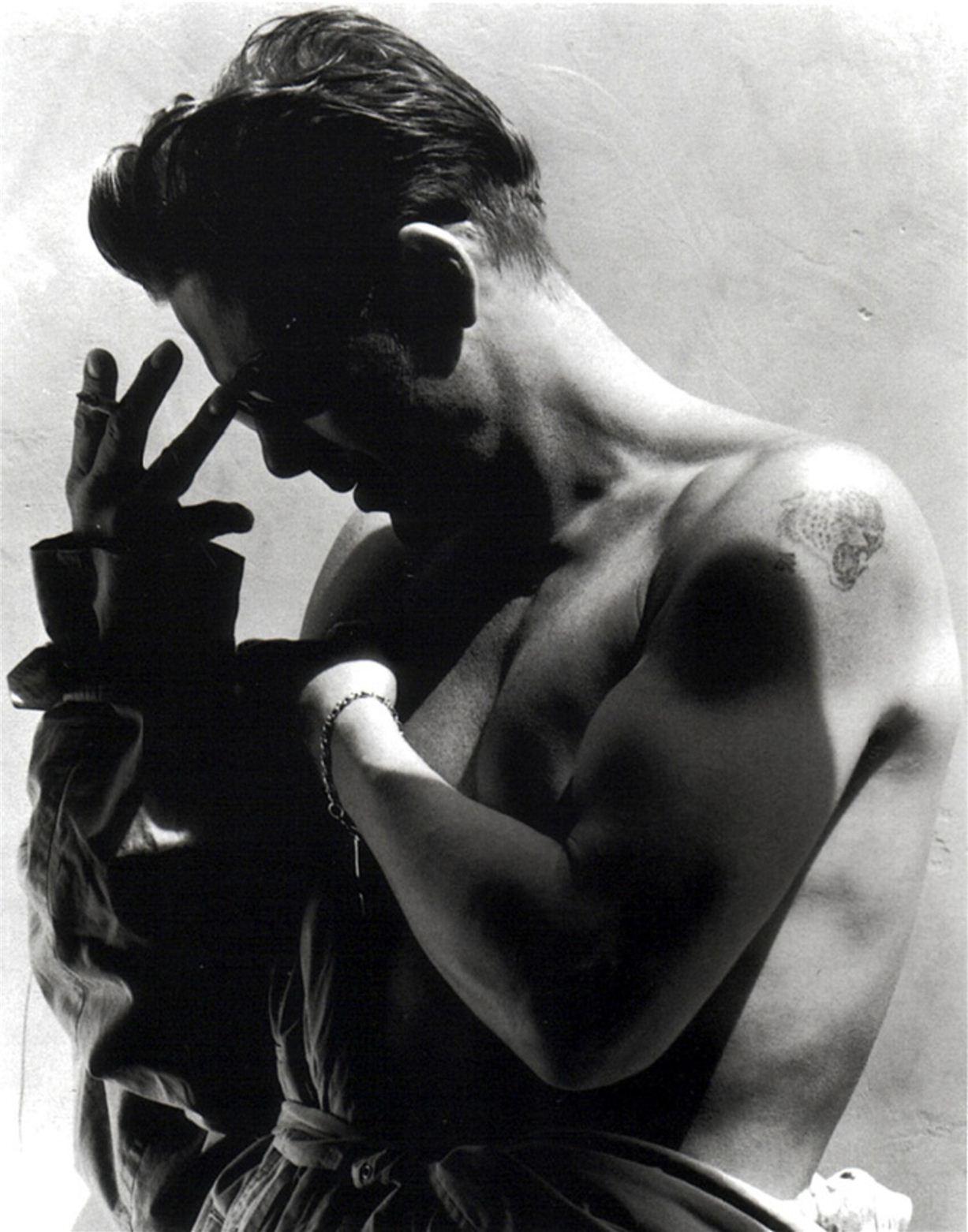 Mickey Rourke / Микки Рурк - портрет фотографа Грега Гормана / Greg Gorman