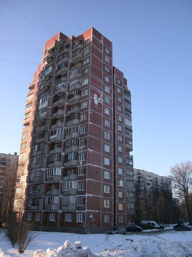 ул. Академика Байкова 13к1