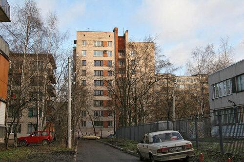 Бухарестская ул. 37к6
