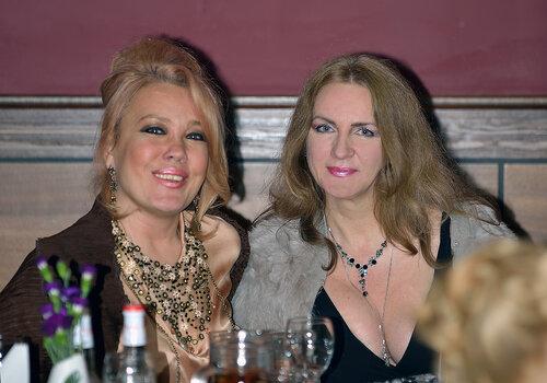 Маргарита Майская и Азиза