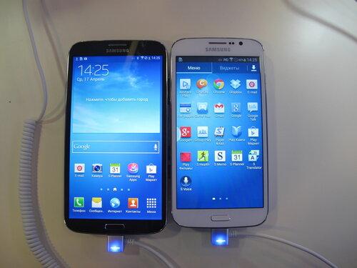Samsung Galaxy Mega 5.8 & 6.3