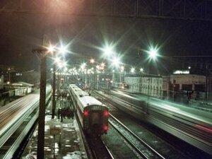 Неизвестный мужчина в Приморье попал под поезд