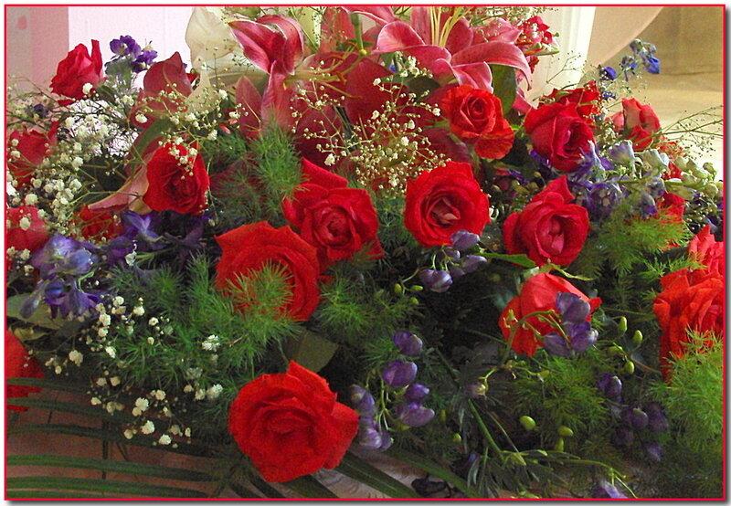 Открытка цветы для милых 615