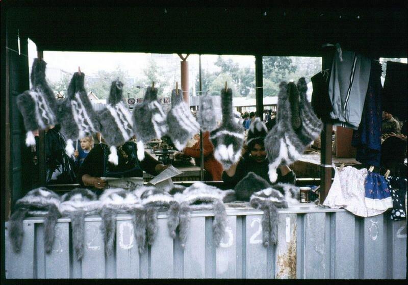 192.  Рынок Хабаровска.
