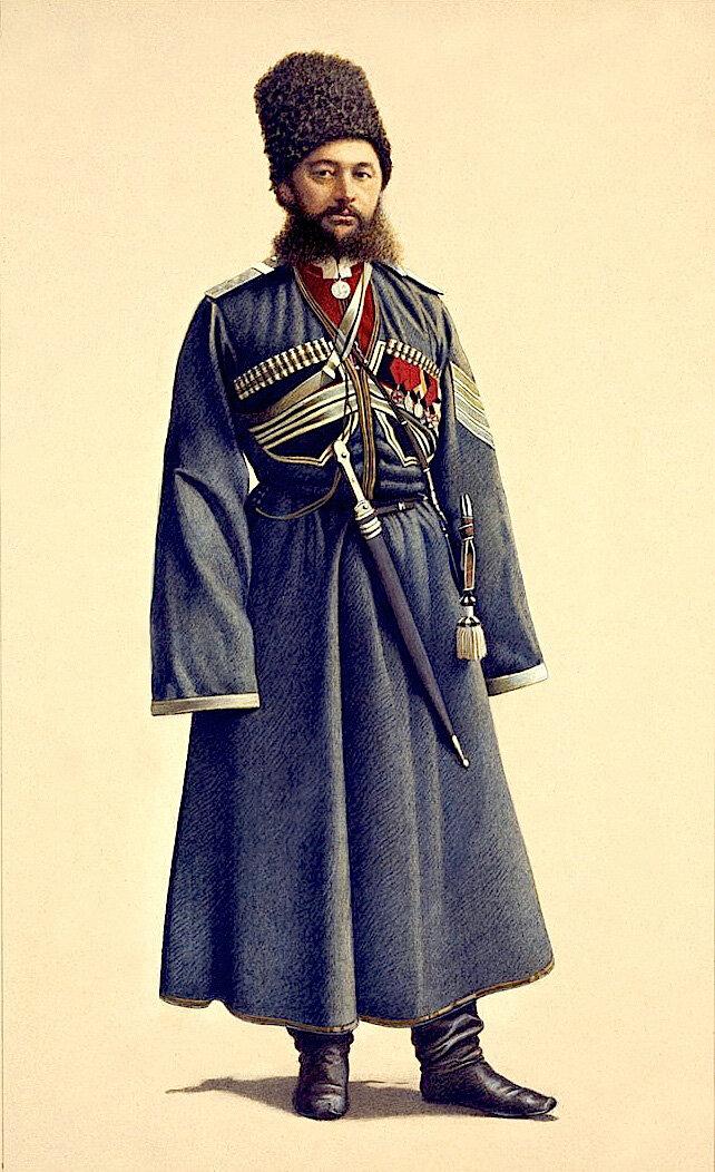 Вахмистр Сеоев
